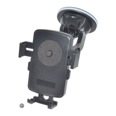 Suport telefon auto universal Haicom HI-410 intre foto