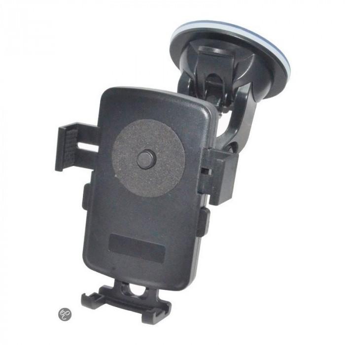 Suport telefon auto universal Haicom HI-410 intre foto mare