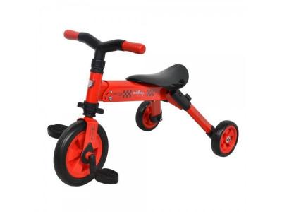 Tricicleta DHS B-Trike rosu foto