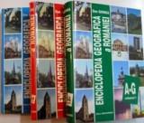 Enciclopedia Geografica a Romaniei A-Z (3 volume)  -  Dan Ghinea