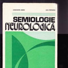 SEMIOLOGIE NEUROLOGICA, Alta editura