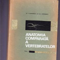 ANATOMIA COMPARATA A VERTEBRATELOR VOL 1, Alta editura