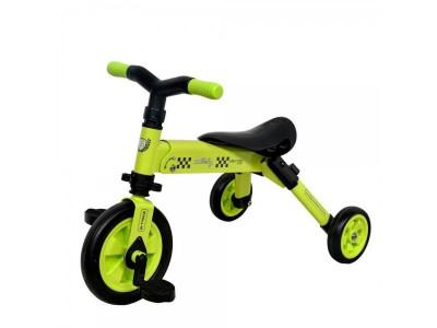Tricicleta DHS B-Trike verde foto