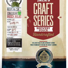 Mangrove Jack's Craft Series Irish Red Ale - kit pentru bere de casa 23 litri