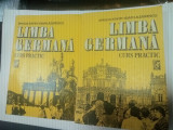 LIMBA GERMANA CURS PRACTIC  - Emilia Savin, Ioan Lazarescu - 2 volume 1992