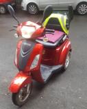 Tricicleta electrica ,scuter,pentru persoane cu  dizabilitati,batrani