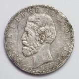 5 LEI 1881 - ARGINT