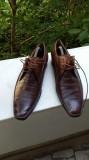 Pantofi Valentino, 41.5, Maro