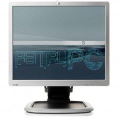 """Monitor LCD HP L1950 19"""" 1280 x 1024 5ms VGA DVI Grad -A GARANTIE + Cabluri!, 19 inch, 1440 x 900, TN"""