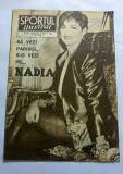 REVISTA SPORTUL ILUSTRAT - nr 11/1990, Nadia