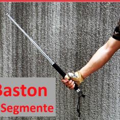 BASTON TELESCOPIC 3 ELEMENTE