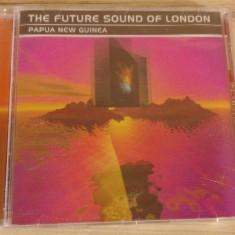 CD The Future Sound of London - Papua New Guinea