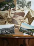Vederi vechi Romania- drumuri de ape (vezi descrierea ), Ambele, Fotografie, Romania 1900 - 1950