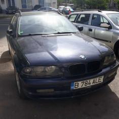 BMW 318, Seria 3, Benzina