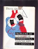 PROBLEME CHIRURGIEEXPERMENTALA VASCULARA SI CARDIACA