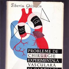 PROBLEME CHIRURGIEEXPERMENTALA VASCULARA SI CARDIACA, Alta editura