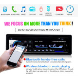 Radio casetofon auto MP3 player bluetooth