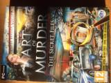 ART OF MURDER  :  THE SECRET FILES  ( PC -CD ROM ), Altul