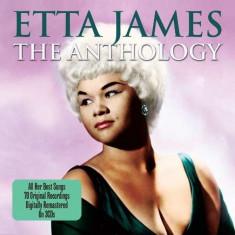 Etta James Anthology digipack (3cd)