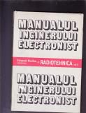 MANUALUL INGINERULUI ELECTRONIST-RADIOTEHNICA VOL 2