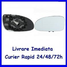 Sticla oglinda exterior pe stanga Vw Passat B6  incalzita 2005-2010 5894837