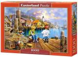 Puzzle La docuri, 1000 piese, castorland