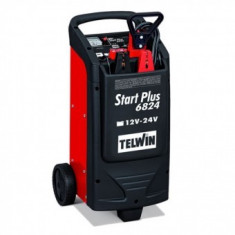 Robot pornire Telwin Start Plus 6824, curent maxim pornire 6000A, 12/24V