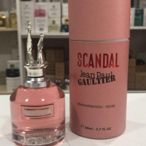 SCANDAL 80ml Jean Paul GAULTIER   Parfum Tester