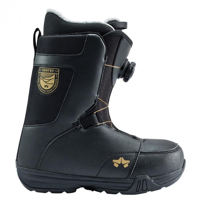 Boots snowboard Rome W's Sentry Boa Black 2019