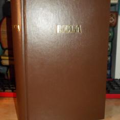 BIBLIA SAU SFANTA SCRIPTURA , REPUBLICA MOLDOVA , 1994
