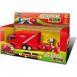 Masinuta 1:43 Ferrari Race&Play Jump, Bburago
