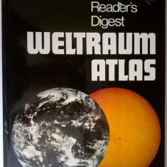 Der Grosse Reader's Digest Weltraum Atlas