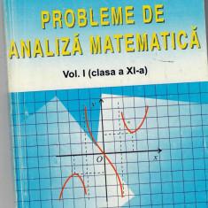 Probleme de analiza matematica vol 1