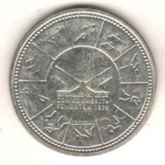 SV * Canada  ONE DOLLAR / 1 DOLAR  1978  Edmonton  23.3 G  ARGINT .800     AUNC
