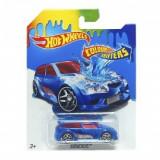 Hot Wheels - Masinuta care isi schimba culoarea - Audacious, Mattel