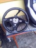 Volan piele ,airbag + manete Audi A 4, A4