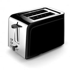 Prajitor de paine ZEPHYR ZP 1440 ZV, 850W, 2 felii, Negru