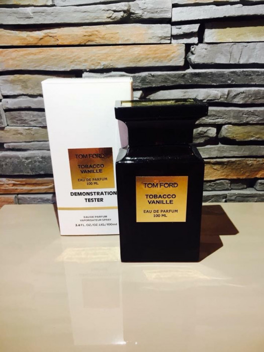 TESTER Parfum Tom Ford TOBACCO VANILLE unisex 100 ml