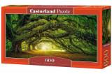 Puzzle panoramic Pasaj, 600 piese, castorland