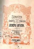 Haydn: Sonaten. Sonates. Sonatas, J. Haydn