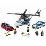 Urmarire de mare viteza (60138), LEGO