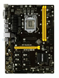 Placa de baza Biostar TB250-BTC PRO, DDR4, 1151