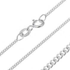 Lănțișor din argint - cu zale dense, 1,4 mm