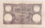 ROMANIA 20 LEI 1919 F