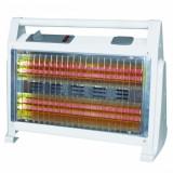 Radiator cu quartz SAPIR 1972 KFW, 2000W,2 trepte, Umidificator de aer, Ventilator