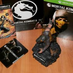 Xbox One - Mortal Kombat X Kollector's Edition , editie de colectie , noua, Actiune, 18+