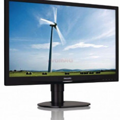 "Monitor LED Philips 24"" 241S4LCB, DVI, VGA"