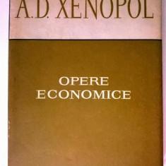 A. D. Xenopol - Opere economice