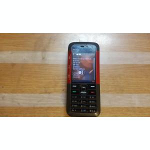 Telefon Nokia 5310 XpressMusic Rosu, Liber retea Livrare gratuita!