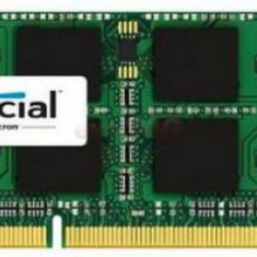 Memorie Laptop Crucial SO-DIMM DDR3L, 1x8GB, 1866MHz, CL13, pentru Mac